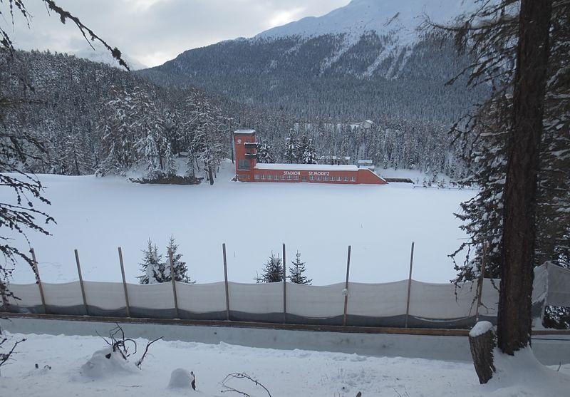 St. Moritz park