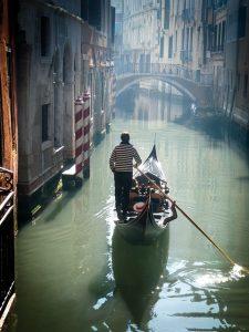 Goldola Venice