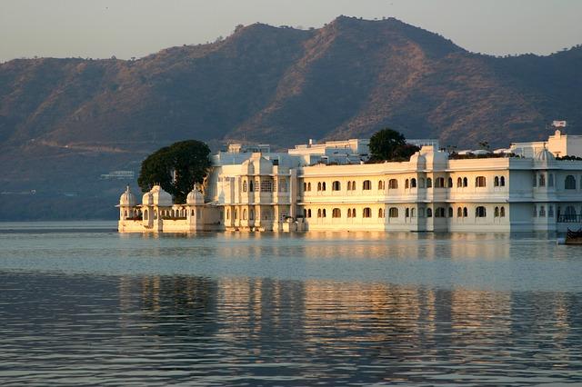 Udaipur Rajasthan Palace