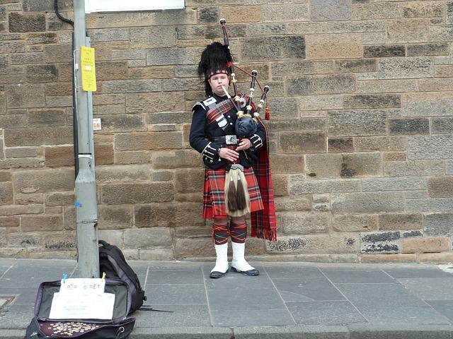 The Kilt Scotland