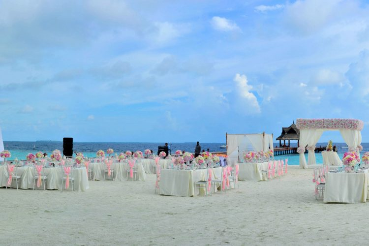 5 tips for an amazing outdoor wedding