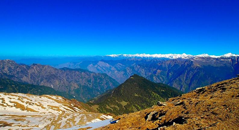 Shivalik Himalayas
